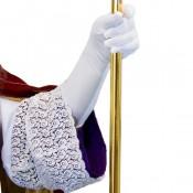 Lange handschoenen wit