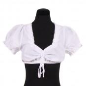 Dirndl blouse Emma wit
