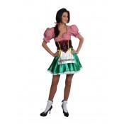 Tiroler jurk luxe