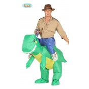 Opblaasbaar Dino Pak