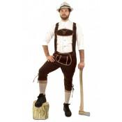 Tiroler broek Markus lang