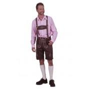 Tiroler broek kort lederhose